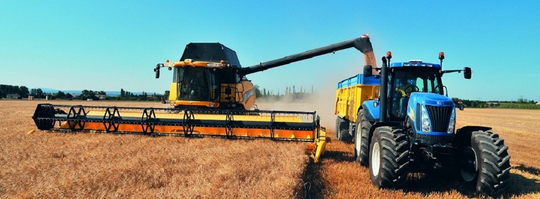 Техника концерна New Holland