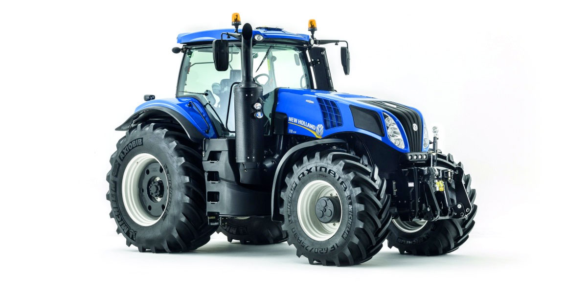 Запчасти New Holland Москва