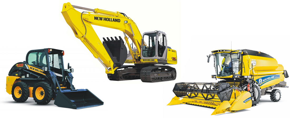 Техника New Holland