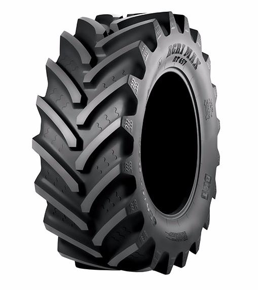 Шина 340/65R20 BKT AGRIMAX RT657 127A8 TL