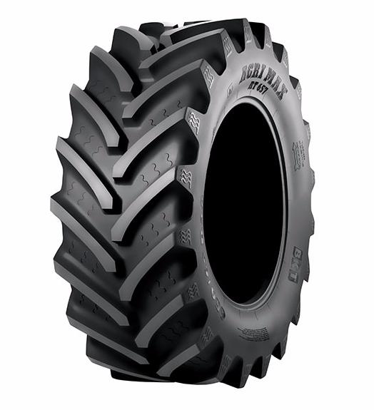 Шина 600/65R34 BKT AGRIMAX RT-657 157D TL