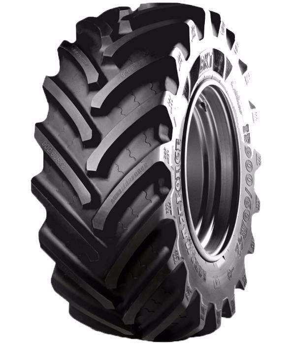 Шина IF 600/70R34 BKT AGRIMAX FORCE 167D TL