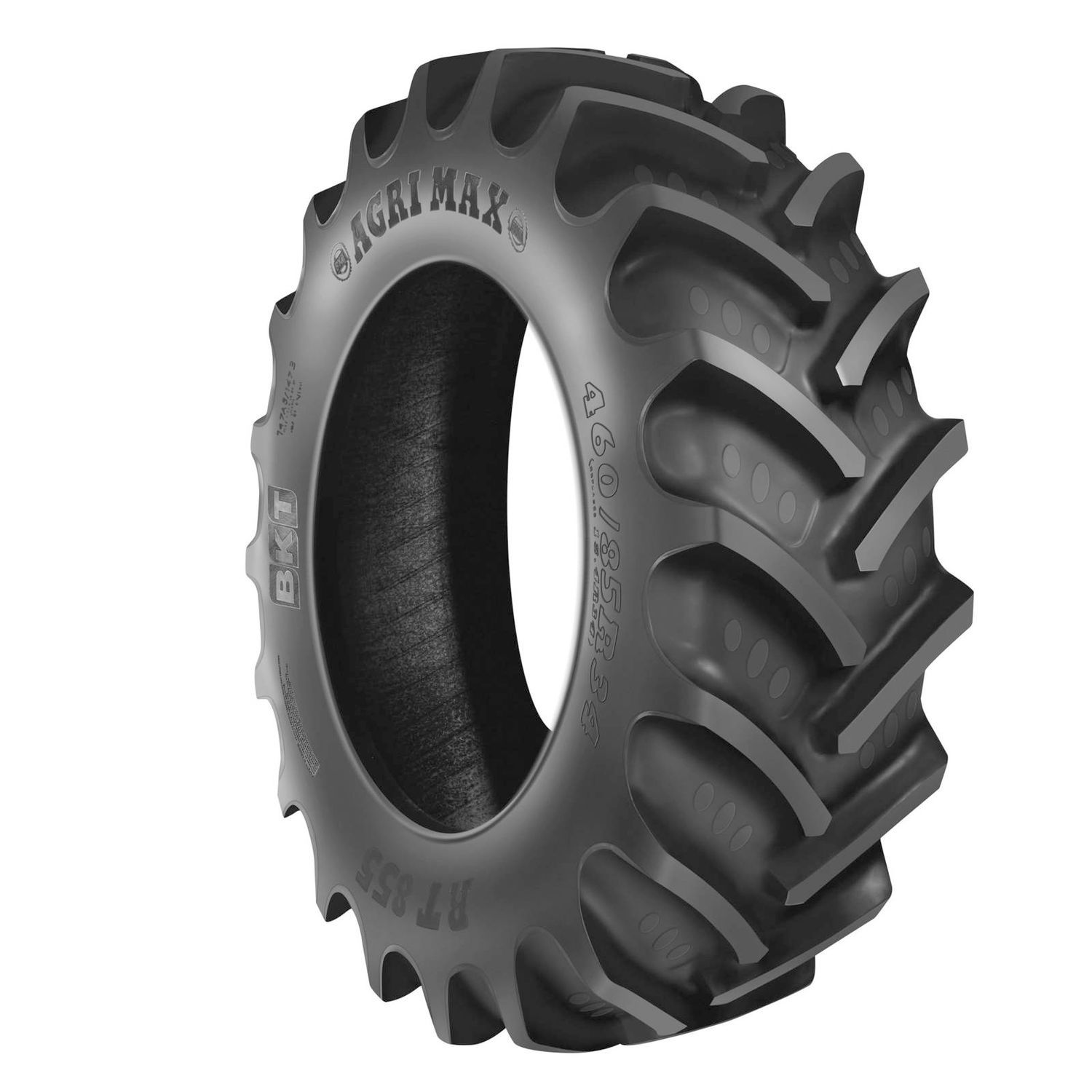 Шина 340/85R24 BKT AGRIMAX RT-855 125A8 TL