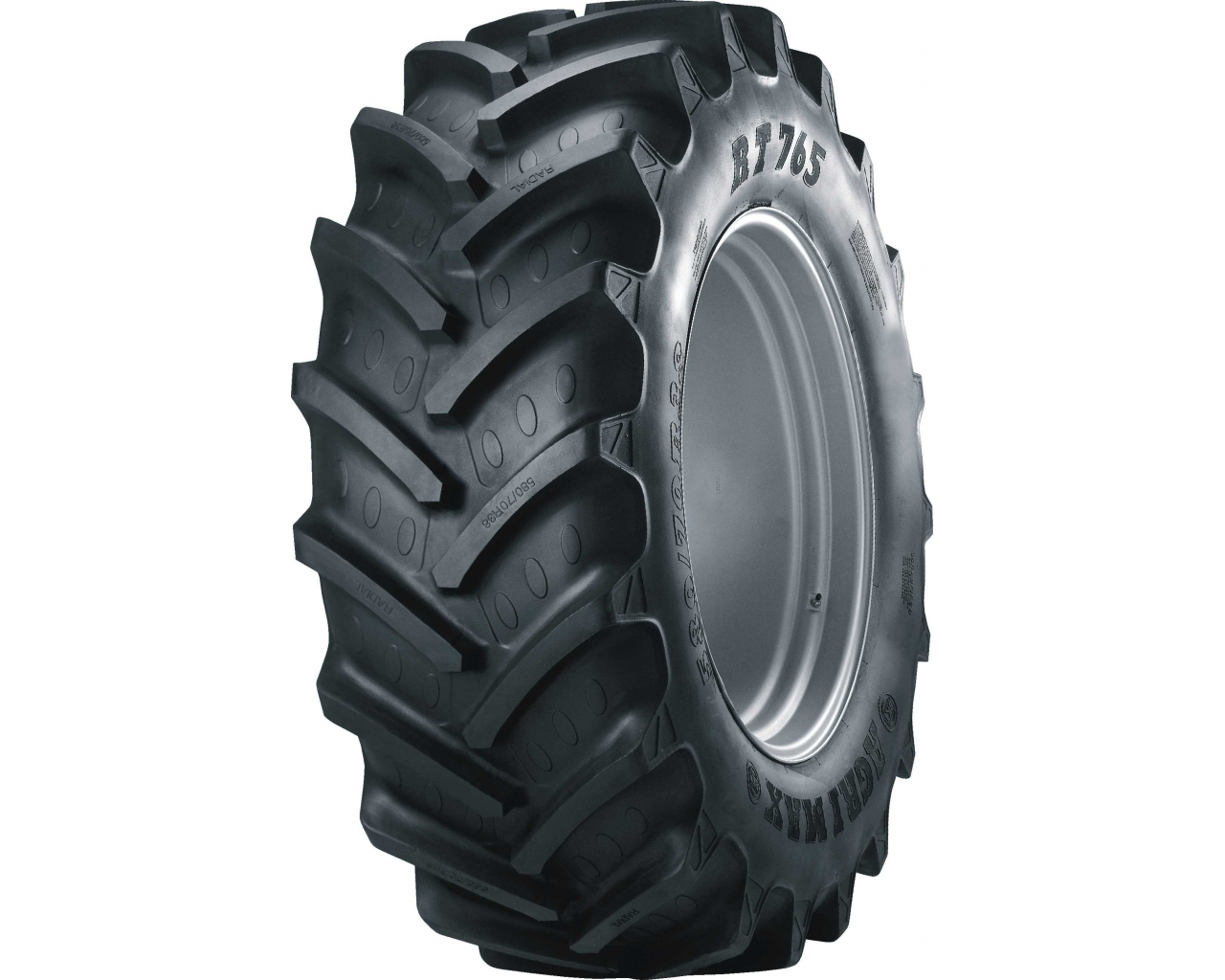 Шина 420/70R28 BKT AGRIMAX RT-765 133A8 TL