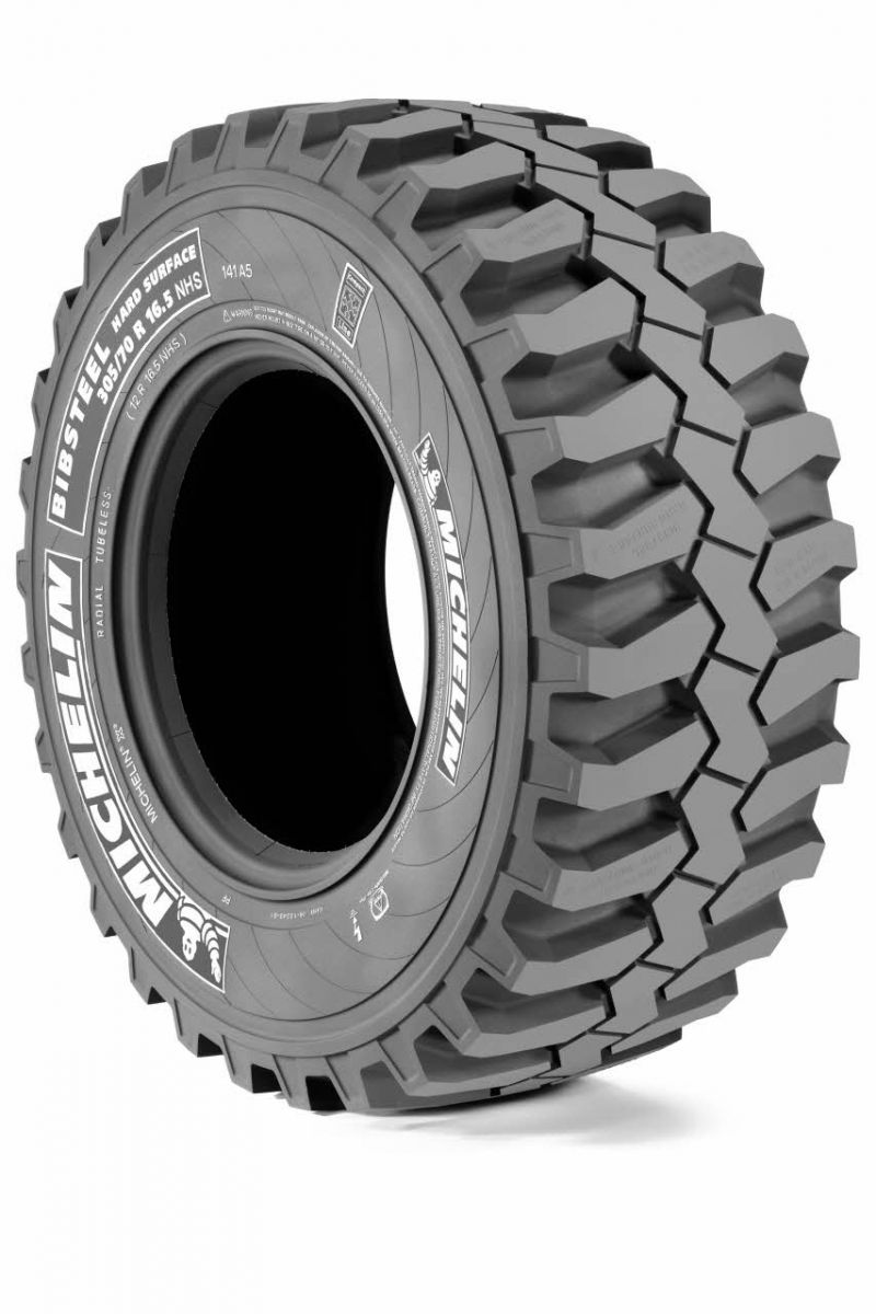 260/70R16.5 Michelin BIBSTEEL H-S 129A8